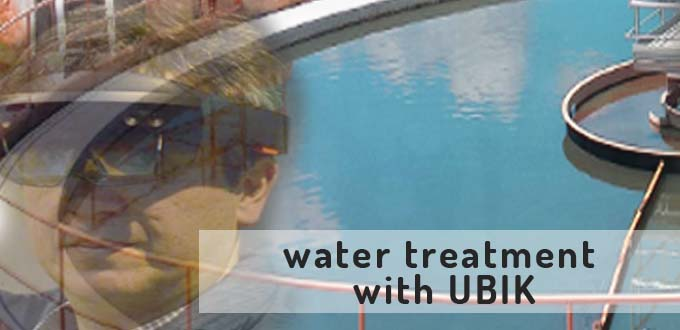 Maintenance 4.0 – Water treatment with UBIK in Brazil