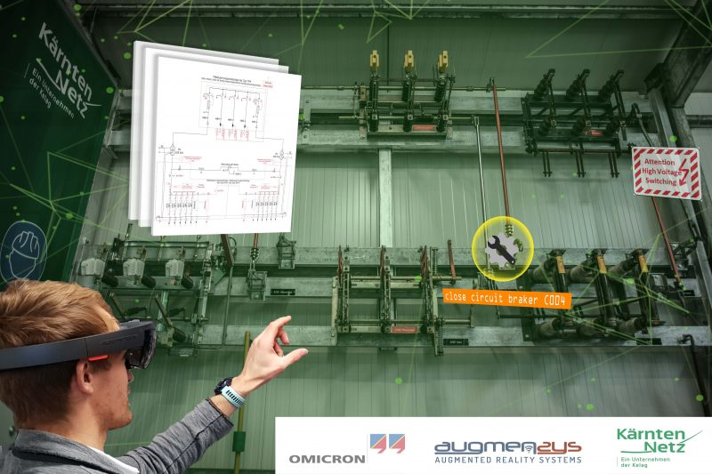 Die Kärnten-Netz GmbH setzt auf UBIK-Technologie!