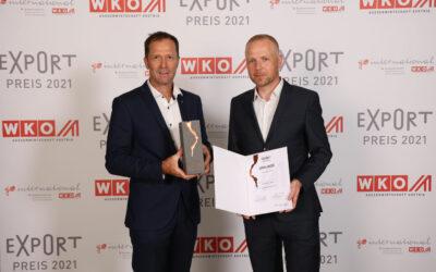 Augmensys wins the Austrian Export Award 2021