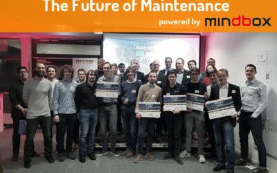 "Into the future with high speed! Augmensys wins the ""Future of Maintenance"" – Challenge of Deutsche Bahn (German Railways)"