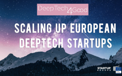 Augmensys is presenting at the DT4G#Graz – Become The next European Deeptech Unicorn
