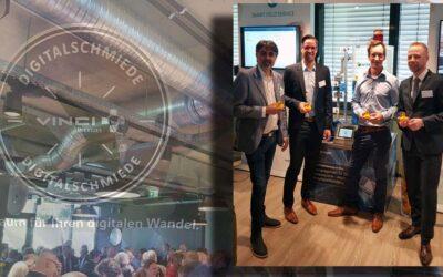 """""""Digitalschmiede"""" – Opening – Vinci Energies digital lab!"""