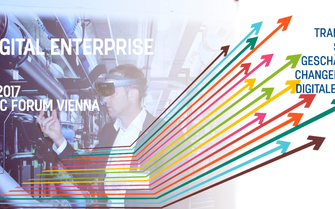 Augmensys presents at the Digital Enterprise in Vienna: new ways to the future – Industry 4.0