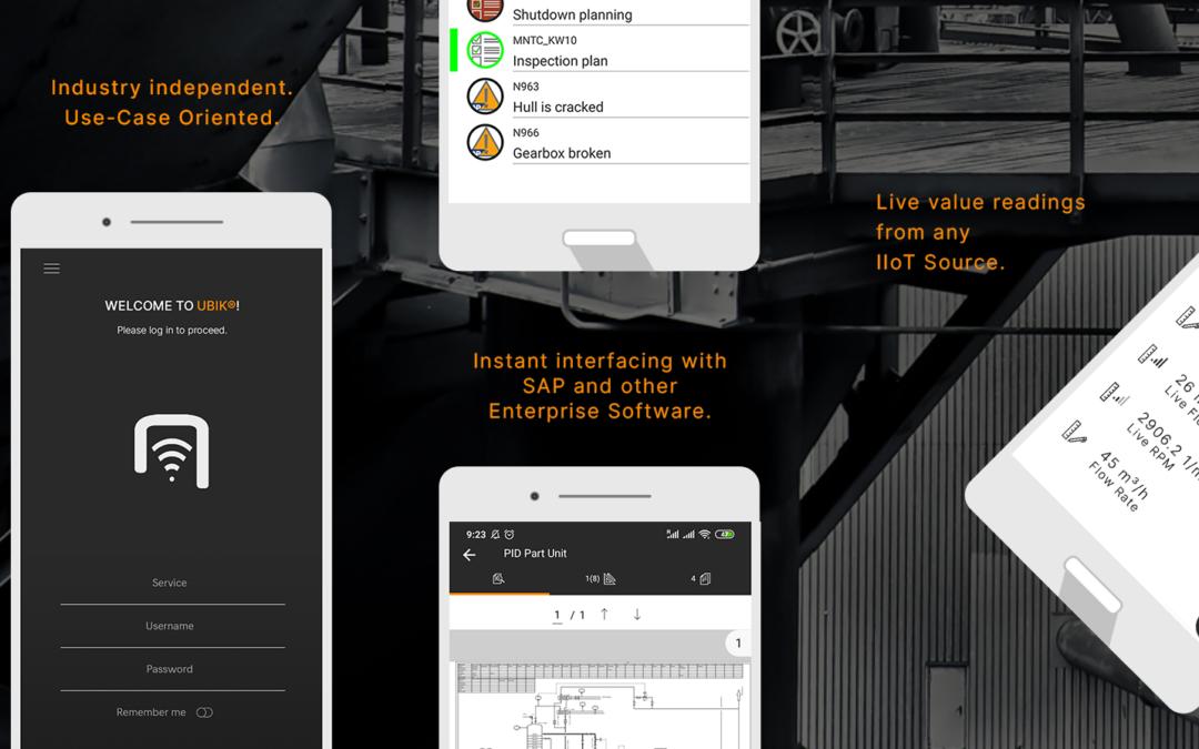 Neues zu UBIK – UWP Client Release 3.7